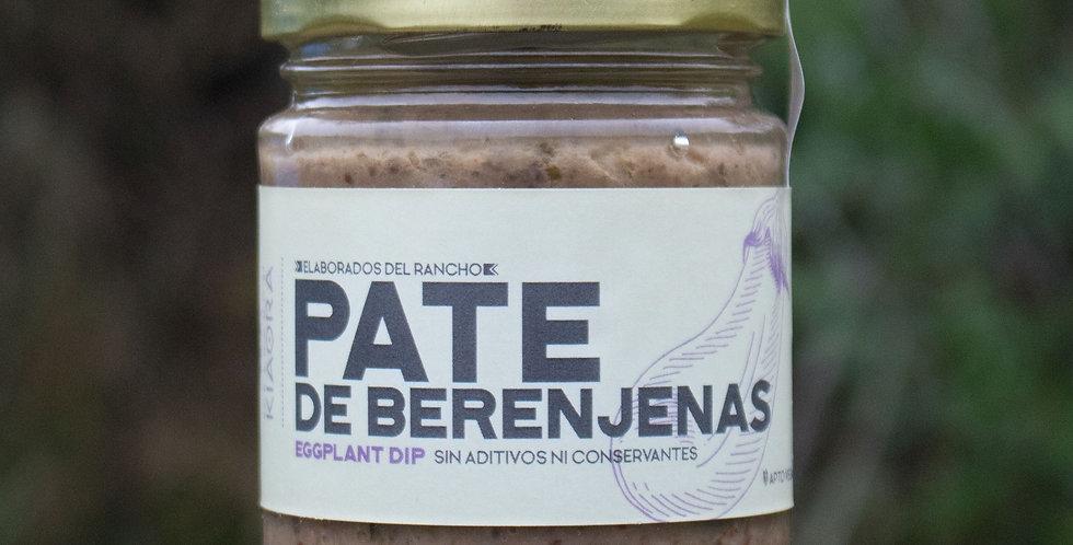 PATE DE BERENJENAS