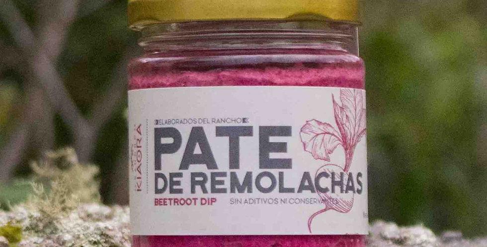 PATE DE REMOLACHAS