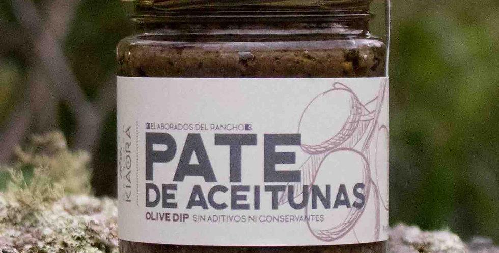 PATE DE ACEITUNAS NEGRAS