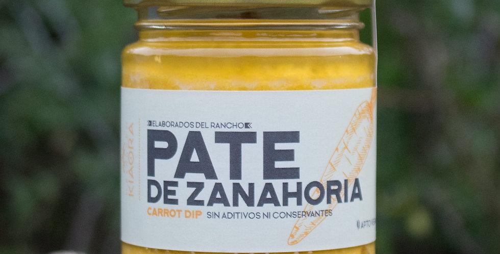 PATE DE ZANAHORIAS