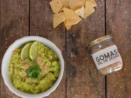 Guacamole, un infaltable en la comida mexicana.