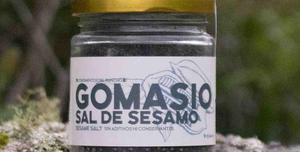 GOMASIO NEGRO
