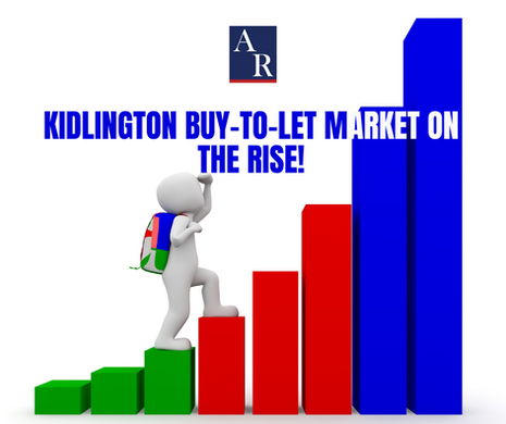 Kidlington Buy-to-Let Market on the Rise as Returns Rise by 30.4% in 5 Years