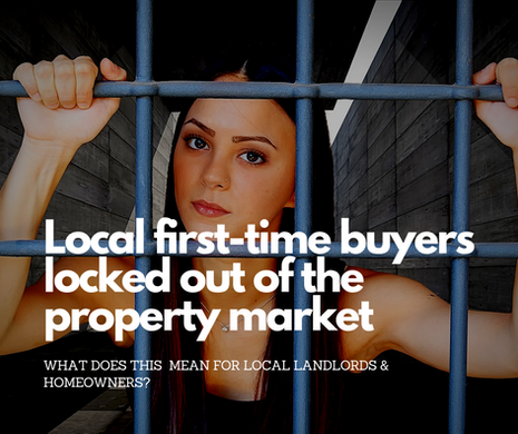 As Kidlington First-time Buyers are Being Locked Out of the Kidlington Property Market – Rents Have