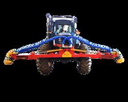 Irrigador Frontal