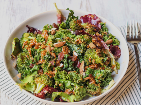 Kale & Broccoli Salad