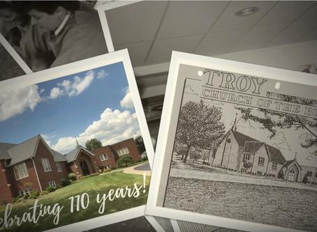 Video Celebrating 110 years!