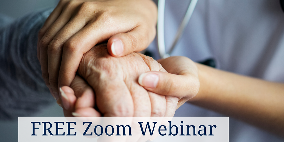 Zoom Webinar: Ten Costly Long-Term Care Mistakes