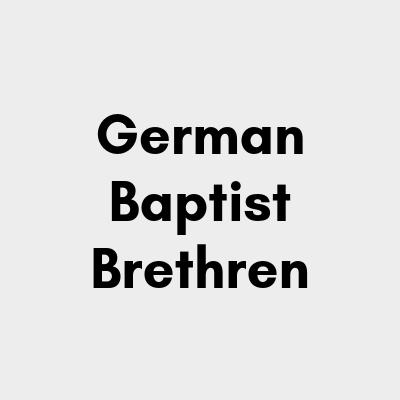 German Baptist Brethren