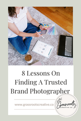 8 Lessons On Finding A Trusted Brand Photographer