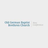 Old German Baptist New Conference
