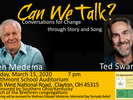 Can We Talk? Conversations for Change through Story and Song