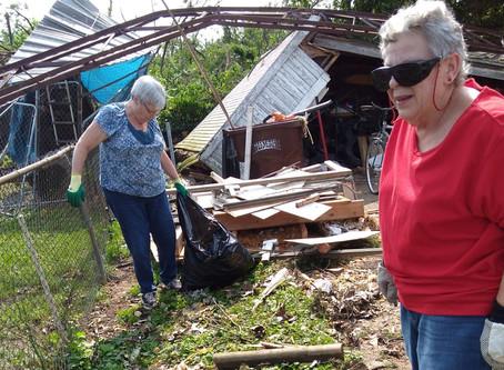 Tornado Relief & Outreach Update