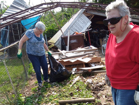 Tornado Relief & Outreach Update