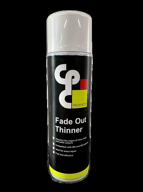 Fade Out Thinner Aerosol - 500ml