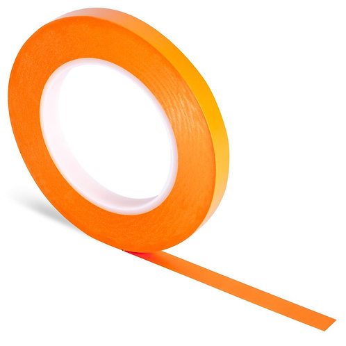 JTape 6mm x 55 mt Orange Flexible Fine Line Tape 1111.0655