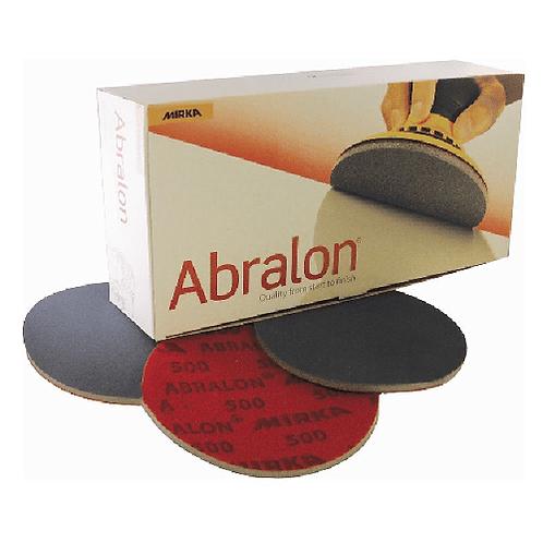 Mirka Abralon 150mm Foam Back Sanding Discs (20)