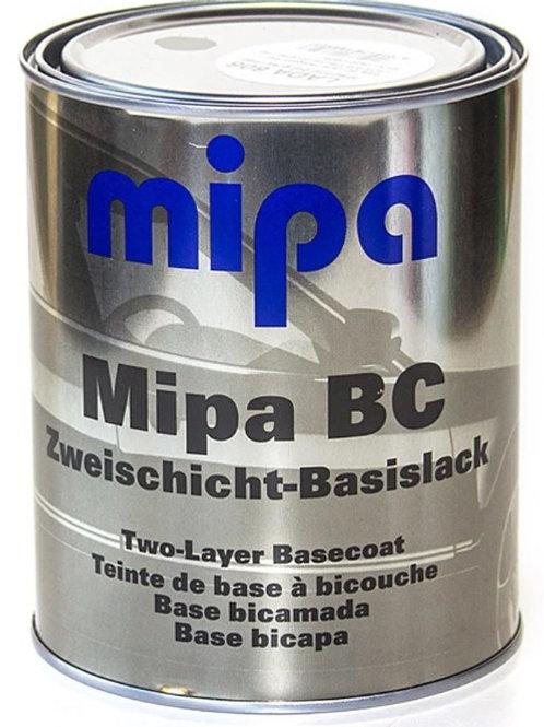 Mipa BC - Basecoat Black - 1Litre