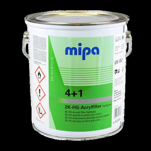 Mipa 4+1 - HS Acrylic Primer Filler