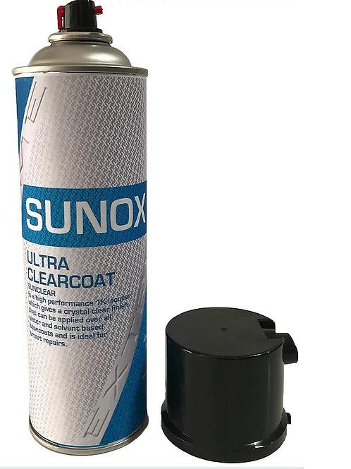 Sunox Ultra Clearcoat Lacquer Aerosol
