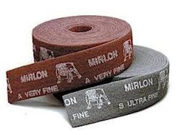 Mirka MIRLON 100mm x 10m Roll UF 1500 Grey or Red