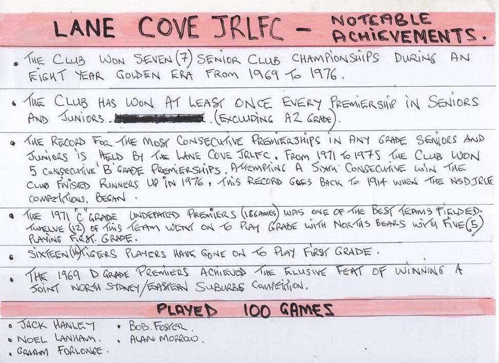 Lane Cove JRLFC Achievements.jpg