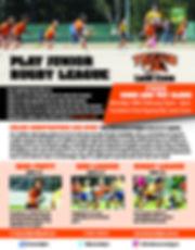 Tigers New Recruit 2018 Flyer U9s A5 (pr