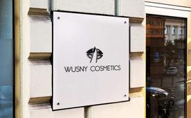 "Logo, emblem & identity ""Wusny"""