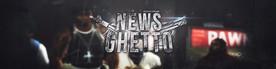 "Avatar & Banner ""News Ghetto"""