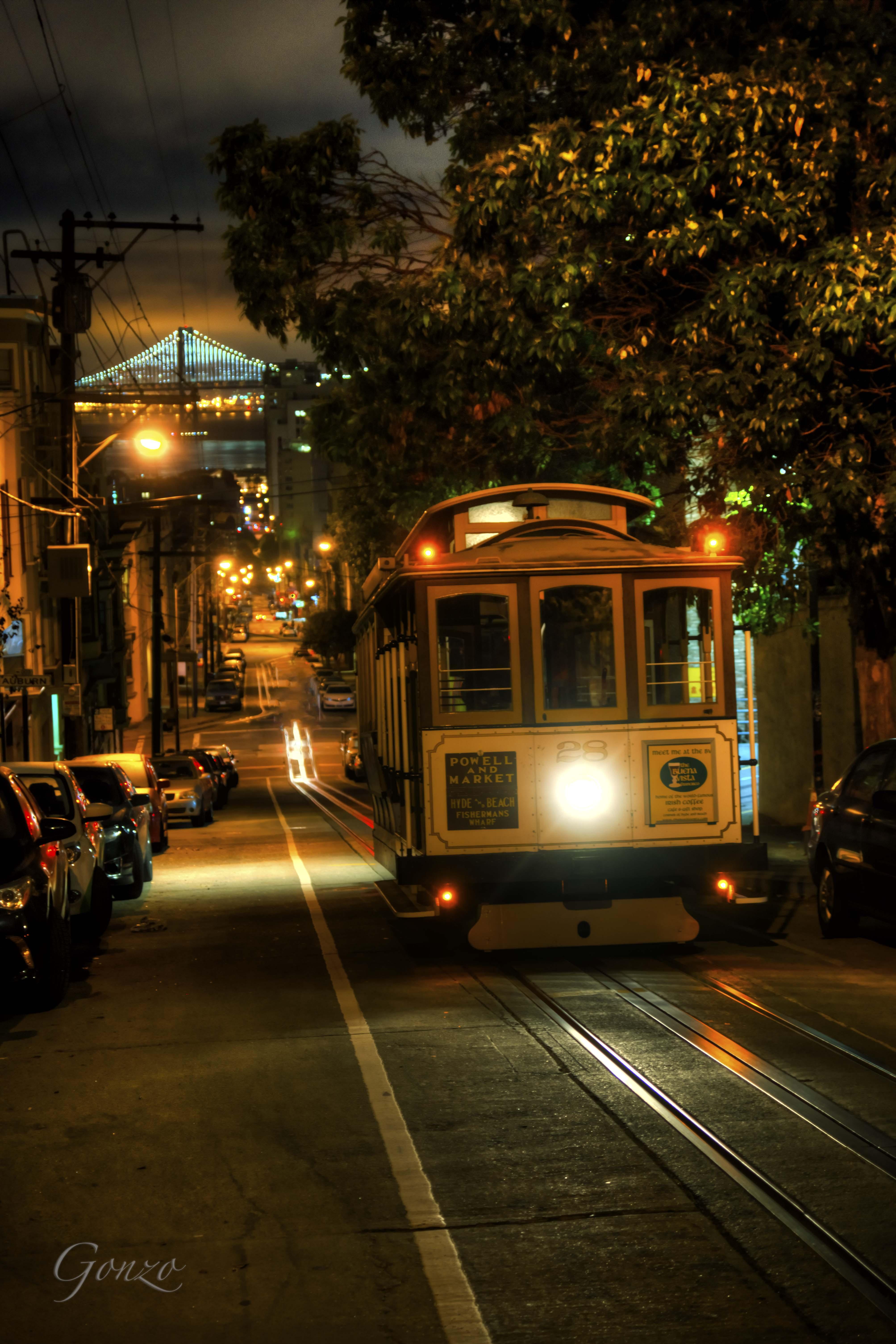 A San Francisco Joy Ride