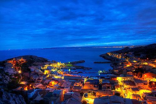 Les Goudes - Marseille, France