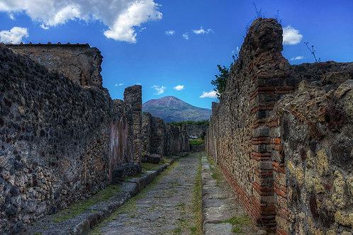 Pompeii - Naples, Italy