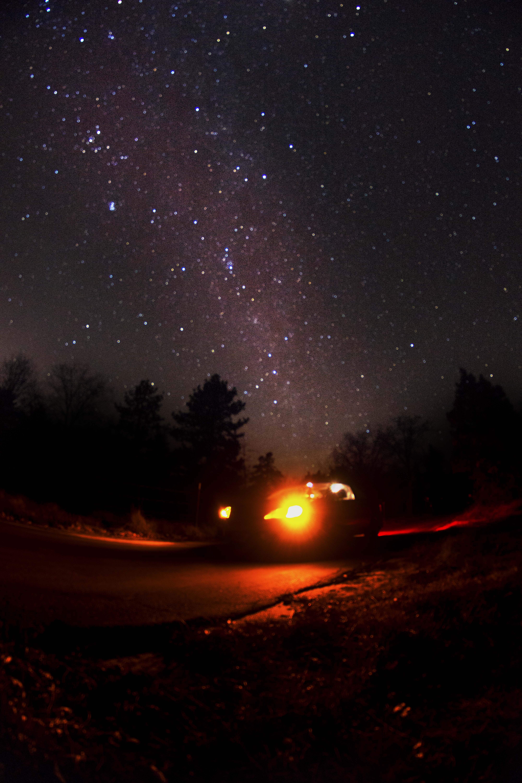 Space Craft Milky Way