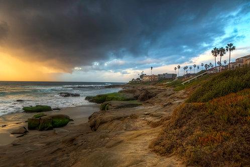 Storm Chasing - San Diego, California