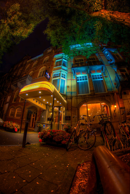 Bilderberg Hotel - Amsterdam, Netherlands
