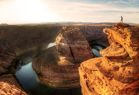 Explore & Expand - Horseshoe Bend, Arizona