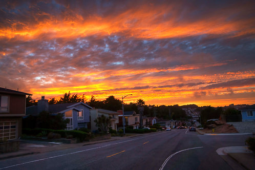 Let It Burn - Mountain View, California