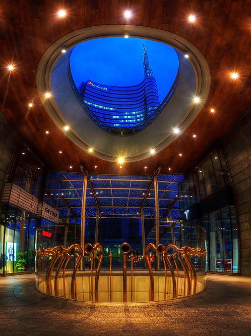 Cosmic Architecture - Milan, Italy