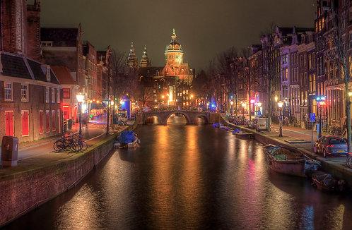 Lost Lights - Amsterdam, Netherlands