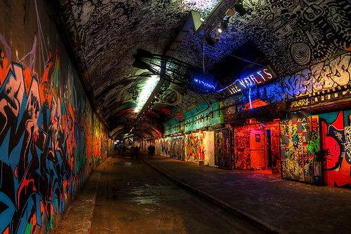 Leake Street - London, United Kingdom