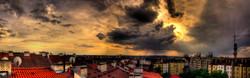 Prague Rooftop
