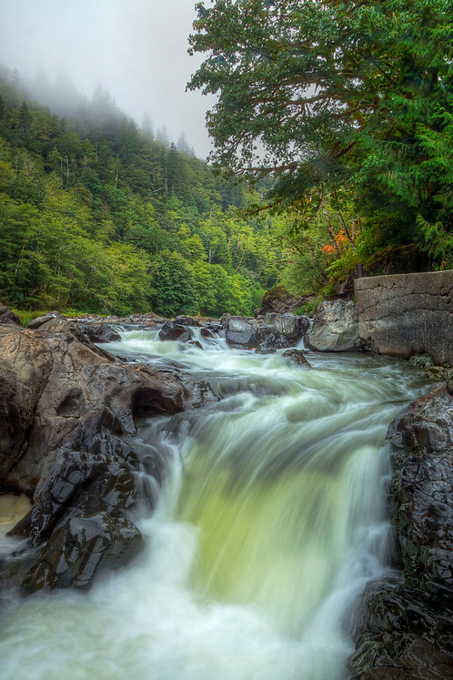 Life Flows Like Water - Siskiyou, Oregon