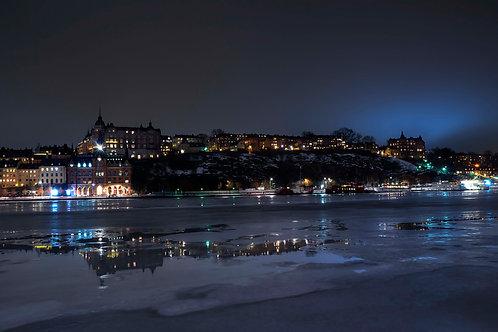 A Cold Night - Stockholm, Sweden