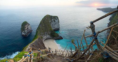 Desired Path - Nusa Penida, Indonesia