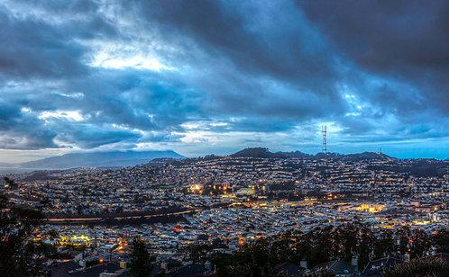 Dark Weather - San Francisco, California