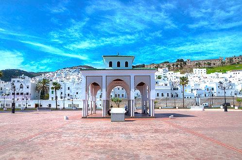 Tétouan Mosque - Tétouan, Morocco