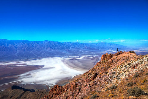 Living On The Edge - Death Valley, California