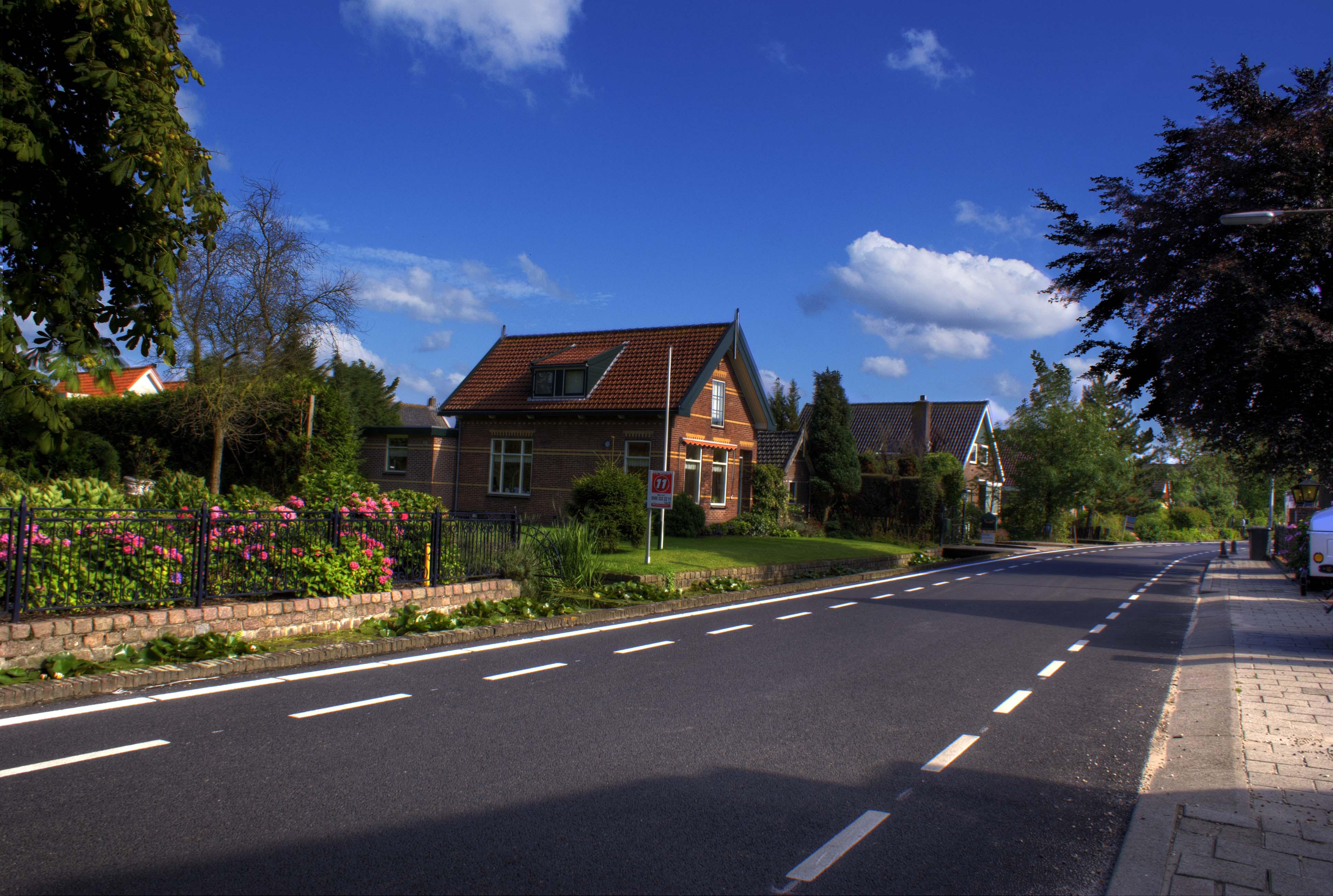 Living in Landsmeer Amsterdam HDR