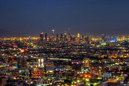 Los Angeles Lights - Los Angeles, California