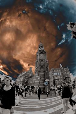 Heavens Clouds Amsterdam